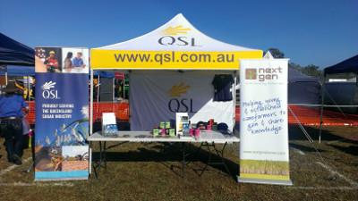 QSL stall-web