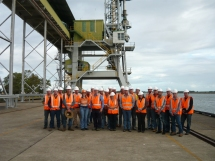 Group photo sugar terminal